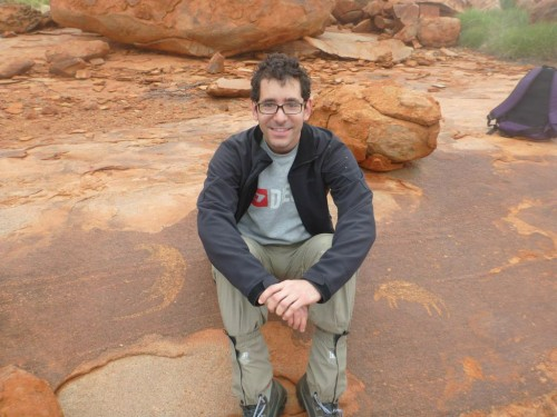 Giulio Gives Sharp Lecture at AGU